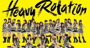 Rilis Album Ke-1 JKT48 - HEAVY ROTATION