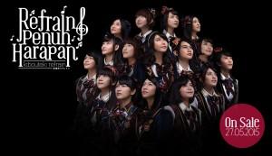 Rilis Single Ke-10 JKT48 - Refrain Penuh Harapan (Kibouteki Refrain)