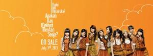 Rilis Single Ke-2 JKT48 - Apakah Kau Melihat Mentari Senja (Yuuhi wo Miteiruka)