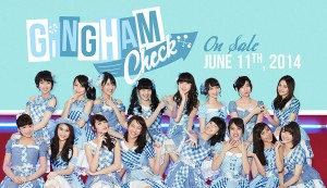 Rilis Single Ke-6 JKT48 - Gingham Check