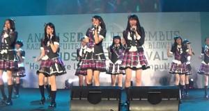 JKT48: Berkedip 3 Kali (WINK wa 3 Kai)