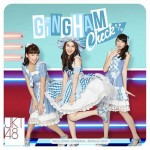Mini Album Gingham Check - Regular Version