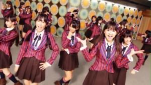 JKT48 - Kimi no Senaka (Punggung Milikmu)