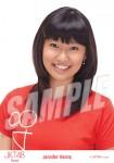 jennifer hanna - Photopack Red T-shirt