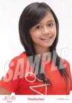 priscillia dewi - Photopack Red T-shirt