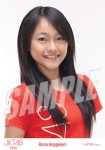 rona angreani - Photopack Red T-shirt