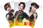 Music Download Card JKT48 - Hanya Lihat ke Depan (Mae Shika Mukanee)