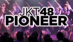 Lagu JKT48: PIONIR – PIONEER